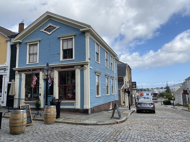North Water Street New Bedford MA 02740