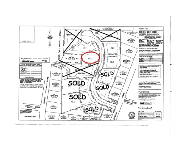 Lot 8 Lynn Marie Way Brockton MA 02301
