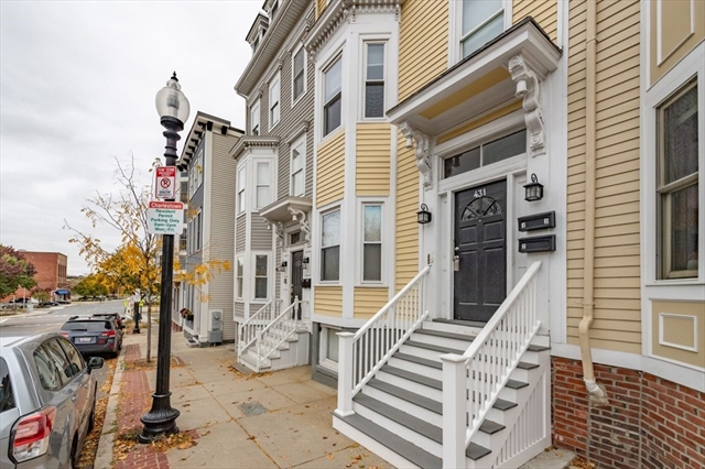 431 Bunker Hill St, Boston, MA, 02129, Charlestown Home For Sale