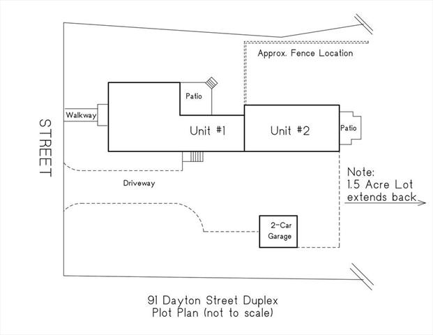 91 Dayton Street Danvers MA 01923