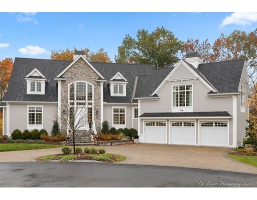4 Beds, 4 Baths home in Andover for $2,850,000