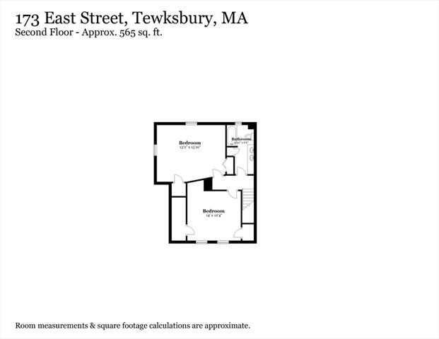 173 East Street Tewksbury MA 01876