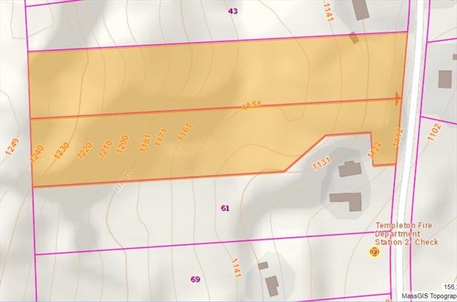 Lot 11-12 Shady Lane Templeton MA 01468