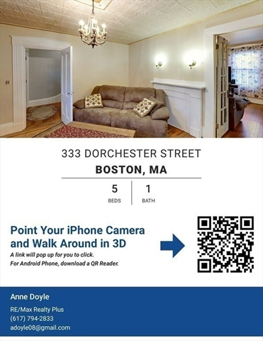 333 Dorchester Street Boston MA 02127