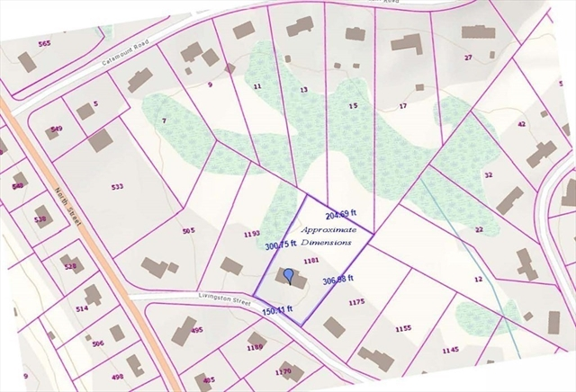 1181 Livingston Street Tewksbury MA 01876