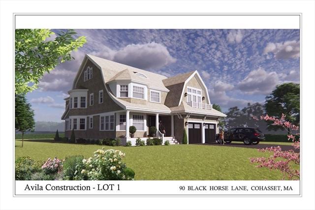 90 Black Horse Lane Cohasset MA 02025