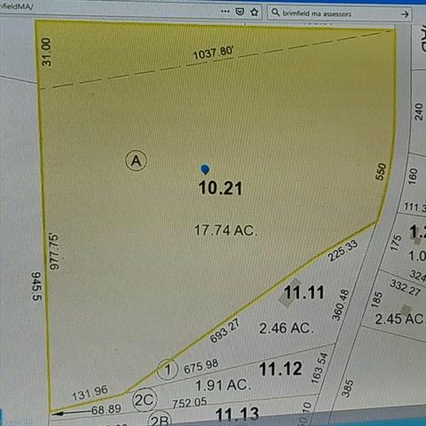 Paige Hill Road Brimfield MA 01010