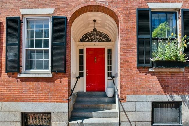 61 Chestnut Street Boston MA 02108