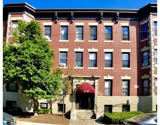 22 Glenville Unit 2, Boston - Allston, MA 02134