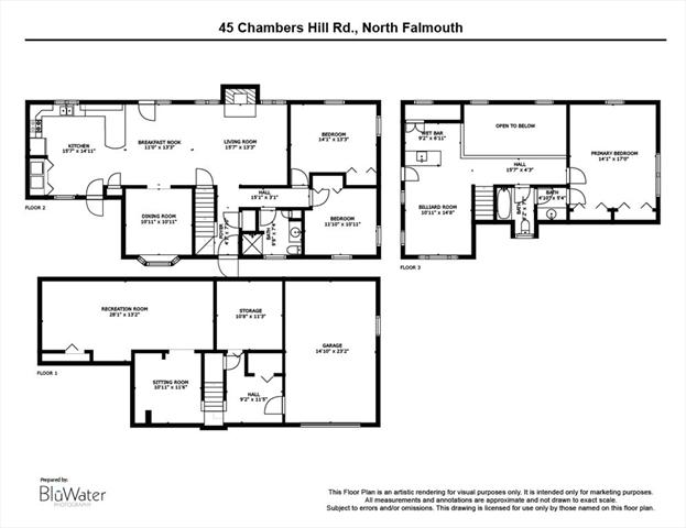 45 Chambers Hill Road Falmouth MA 02556