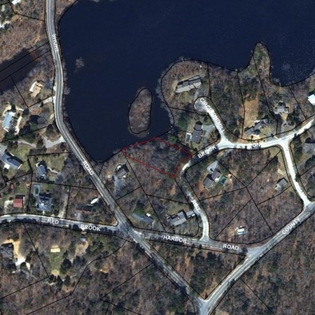 3 and 5 Red Brook Pond Drive Bourne MA 02532