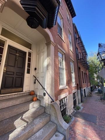 45 Hancock St, Boston, MA, 02114, Beacon Hill Home For Sale