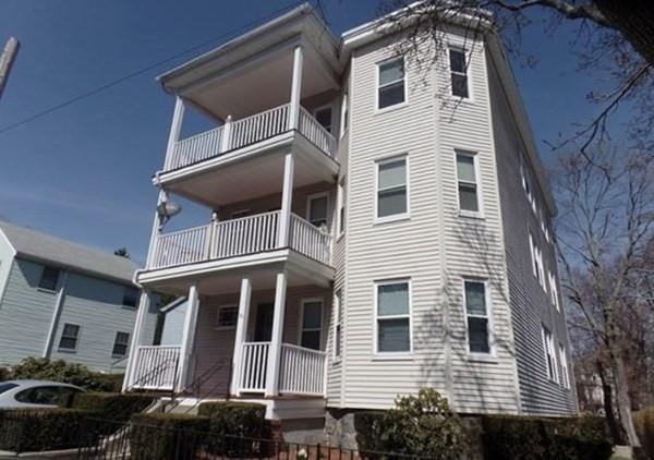 36 Seymour Street Boston MA 02131