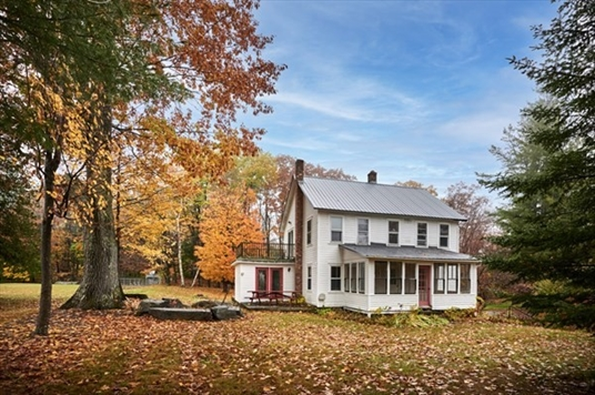 21 Thayer Street, Ashfield, MA<br>$285,000.00<br>1.12 Acres, 3 Bedrooms