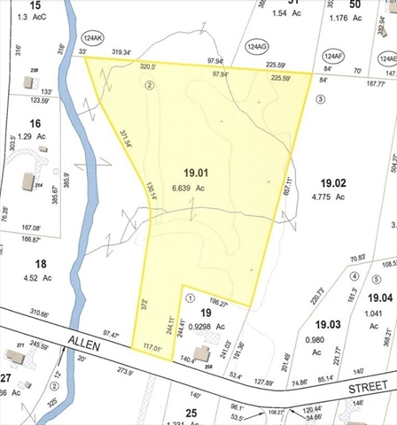 Lot 19.01 Allen Street Belchertown MA 01007