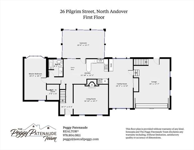 26 Pilgrim Street North Andover MA 01845