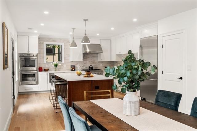161 Thorndike Street, Brookline, MA, 02446,  Home For Sale