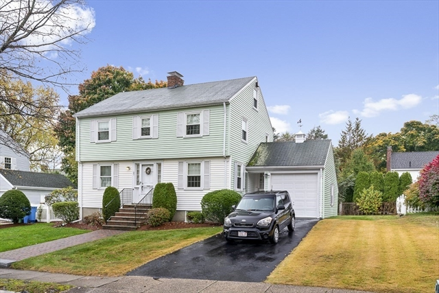 27 Gilmore Road Belmont MA 02478