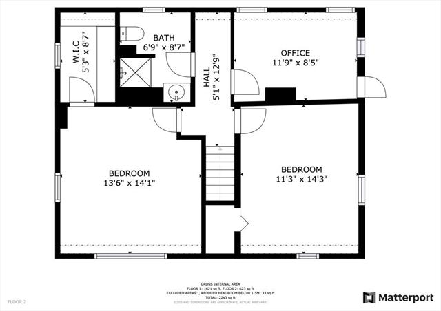 1752 Washington Street Canton MA 02021
