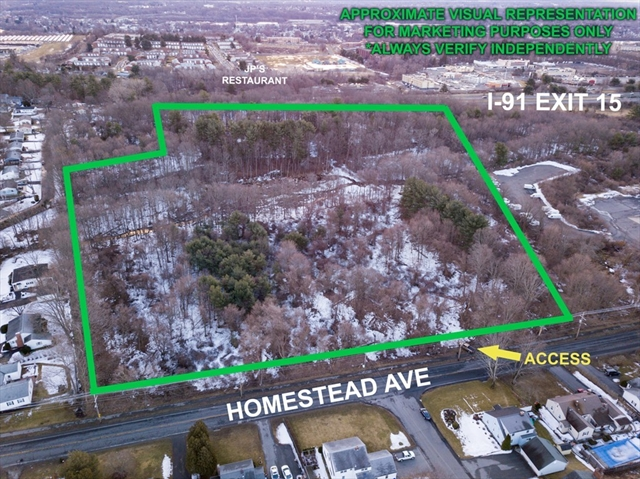 Homestead Avenue Holyoke MA 01040