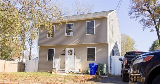15 Gresham Street Springfield MA 01119