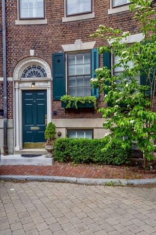4 W Hill Pl, Boston, MA, 02114, Beacon Hill Home For Sale