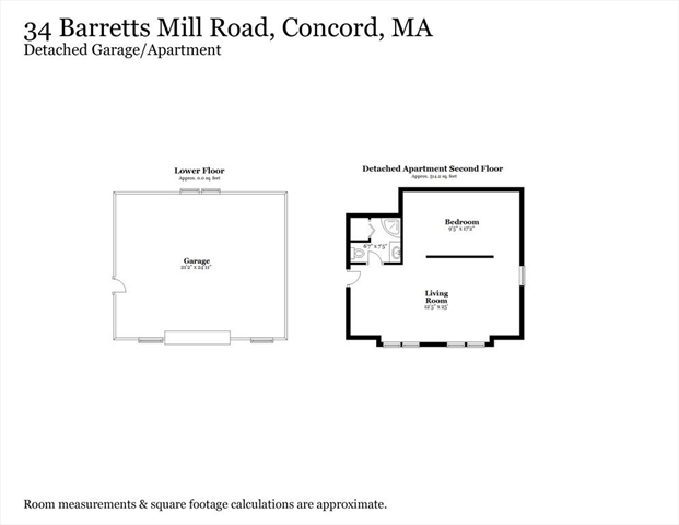 34 Barretts Mill Road Concord MA 01742
