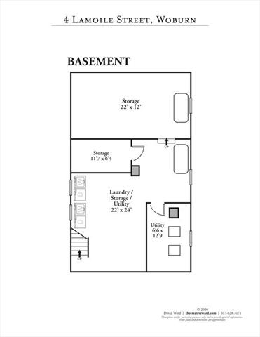 4 Lamoile Street Woburn MA 01801