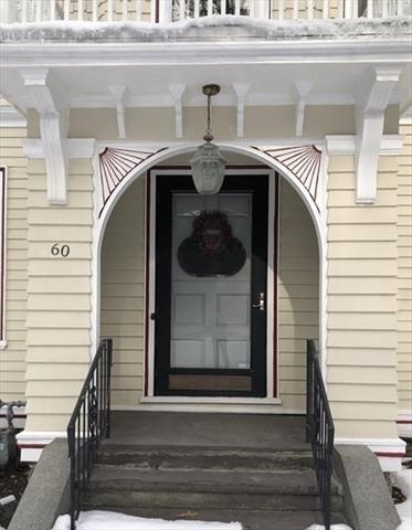 60 Beacon Street Boston MA 02136