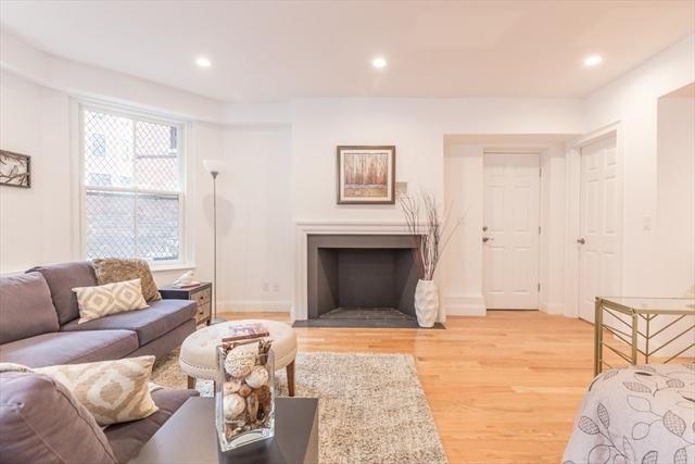61 Commonwealth Avenue Boston MA 02116