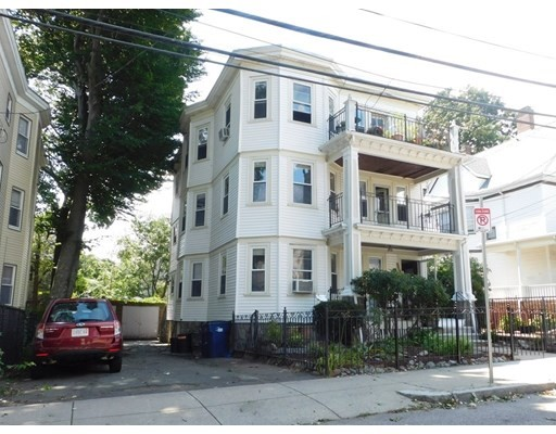 Pictures of  property for rent on Hewlett St., Boston, MA 02131