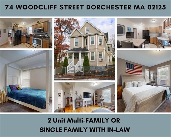 74 Woodcliff Boston MA 02125