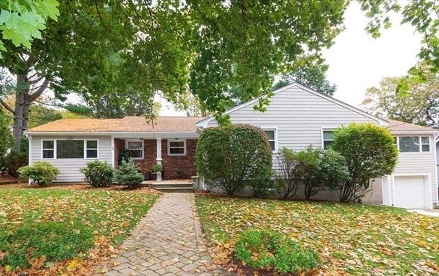 48 Goddard Street Newton MA 02461