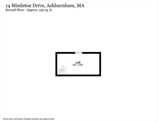 14 Mistletoe Drive Ashburnham MA 01430
