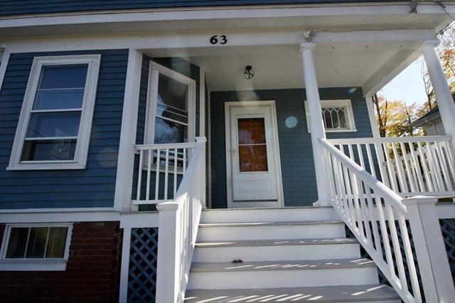 63 Dungeon Avenue Lynn MA 01905