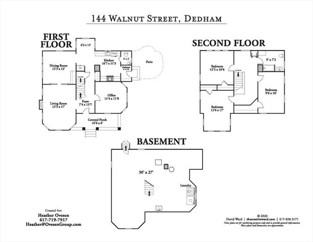 144 Walnut Street Dedham MA 02026