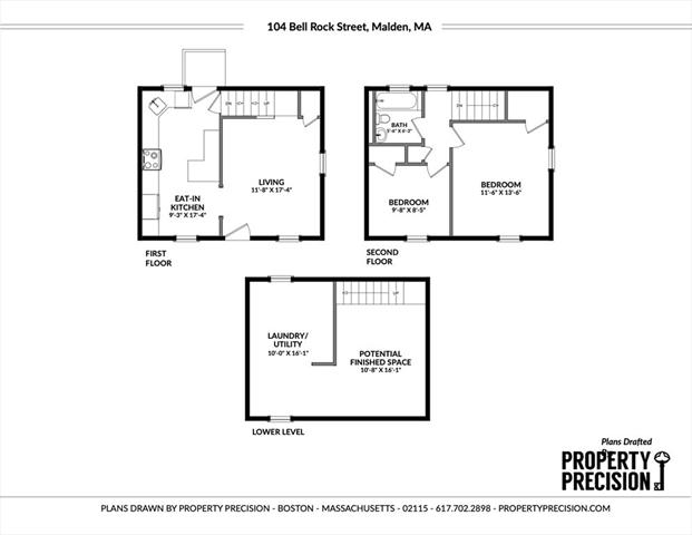 104 Bell Rock Street Malden MA 02148