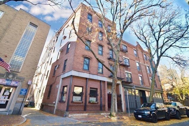 22 Church Street Boston MA 02116