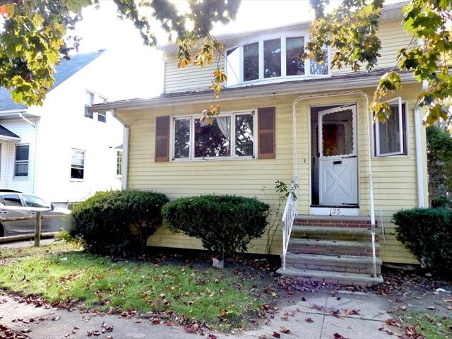 135 Fayette Street Quincy MA 02170