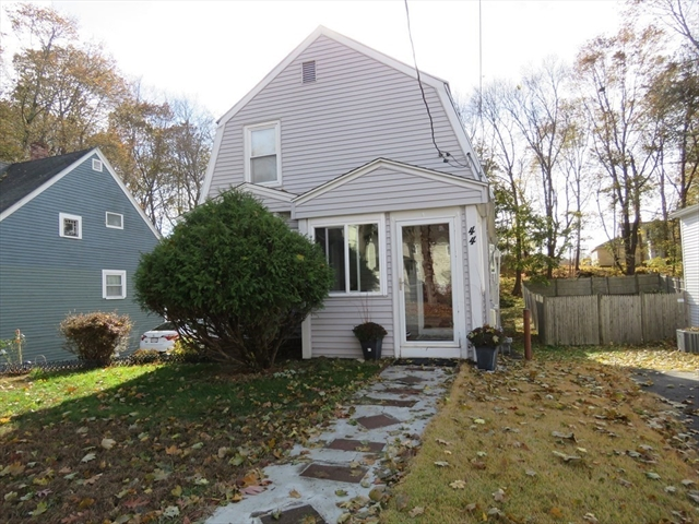 44 Wentworth Avenue Stoughton MA 02072