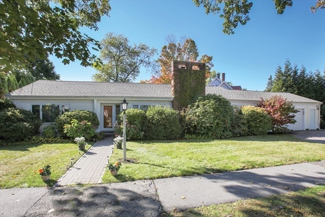 15 Philbrick Road Newton MA 02459