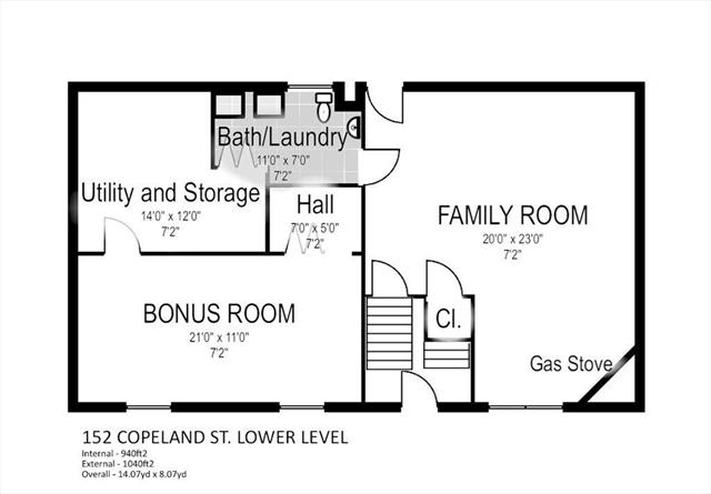 152 Copeland Street West Bridgewater MA 02379