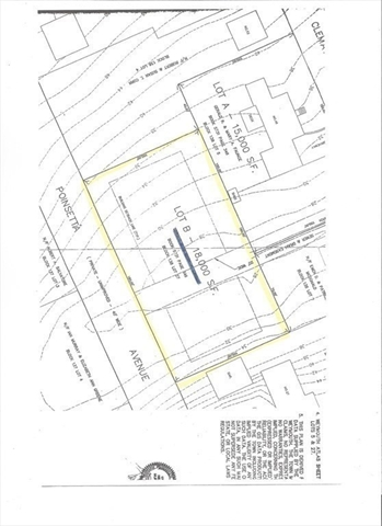 Poinsettia Avenue Weymouth MA 02188