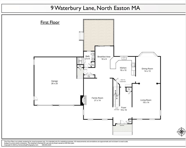 9 Waterbury Lane Easton MA 02356