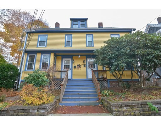 4 Beds, 2 Baths home in Boston for $594,500