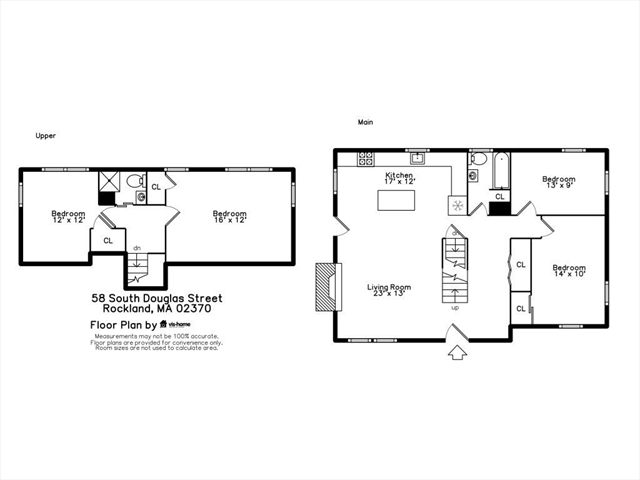 58 S Douglas Street Rockland MA 02370