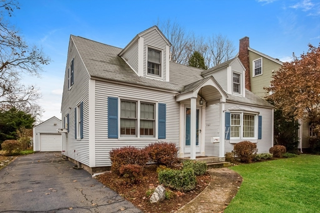 167 Hartford Terrace Springfield MA 01118
