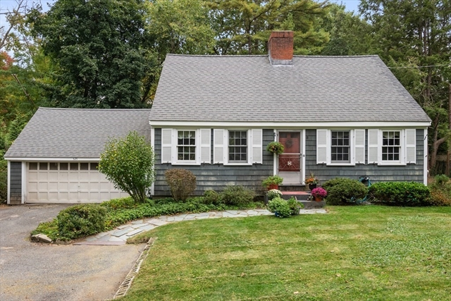 325 Merriam Street Weston MA 02493