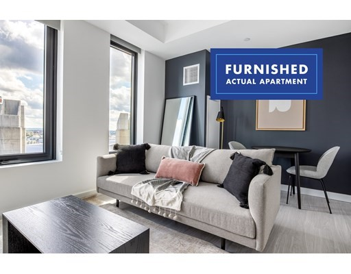Studio, 1 Bath apartment in Boston, Seaport District for $3,150