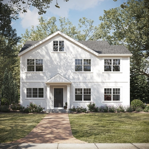 40 Athelstane Road, Newton, MA, 02459, Newton Center Home For Sale